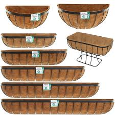 standard plant wire wall mounted basket