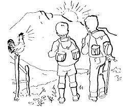 Campeggio 2013 Quando E Chi Oratorio San Luigi Bussero Az Colorare