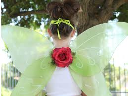 diy woodland fairy costume for girls step 2d
