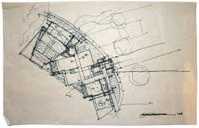 architectural hand drawings. Allison Williams Architectural Hand Drawings Design Milk