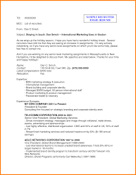 Email Resume Template Email Jobsxs Com