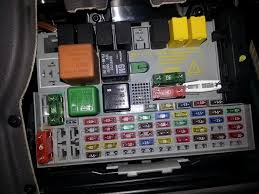 central locking not working vauxhall zafira owners club forum's zafira b relays at Vauxhall Zafira Fuse Box Diagram 2003