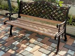 Small Picture designer garden bench Aryan Group of Business in Pune India