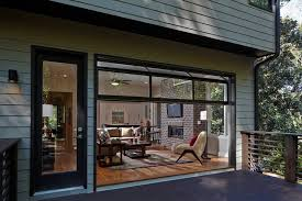 glass garage doors kitchen. Glass Garage Doors For Houses Miketechguy Com Within Insulated Decor 4 Kitchen S