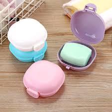 <b>New</b> 1PC <b>Bathroom</b> Organizer Storage Box <b>Dish Plate</b> Case Home ...