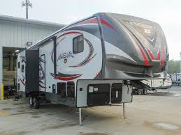 2017 forest river vengeance 320a toy hauler