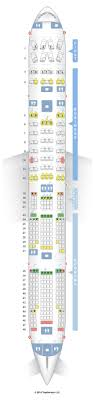 seatguru seat map air france boeing 777 300er 77w four cl