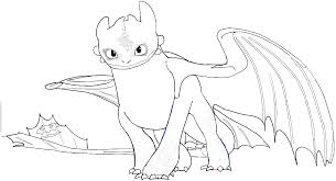 Small Picture Toothless Flying Colouring Pages Gekimoe 20301