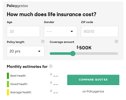 Policygenius has become one of the top online resources for insurance coverage. How Much Does Life Insurance Cost By Age And Gender