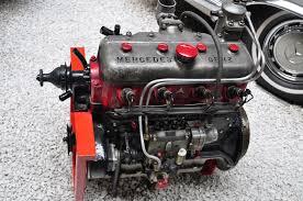 first diesel engine. Holiday 2009 \u2013 1936 Mercedes-Benz OM138 (260D) Diesel Engine, The First Engine E