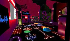 neon teenage bedroom ideas for girls. Neon Room Teenage Bedroom Ideas For Girls N