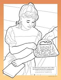 Collection Of Coloring Pages Flowers Download Them And Try To Lds