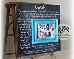 absolutely picture frame gift idea custom coach sister sport dance team cheer soccer gymnastic cheerleading thank