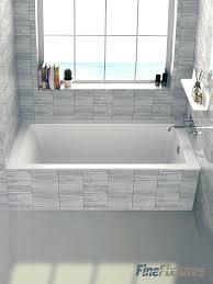 66 inch cast iron bathtub alcove x bathtub 66 x 32 cast iron alcove bathtub