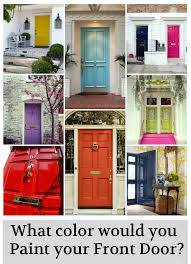 what color to paint front doorciao newport beach color for your front door