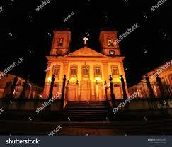 Rei Night Light Sao Joao Del Rei Minas Gerais Stock Photo Edit Now 1062511937