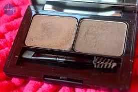 l oreal paris brow artist genius kit review brow wax and brow powder