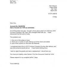 Letter Of Complaints Poor Service Archives Sls14 Co Valid Letter