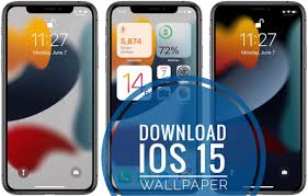 Download iOS 15 Wallpaper On iPhone ...