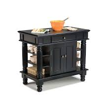 home styles furniture americana black kitchen island hover to zoom