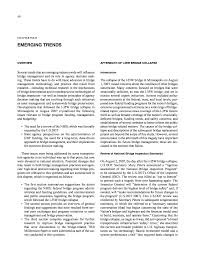 summary bridge management systems for transportation agency  page 58