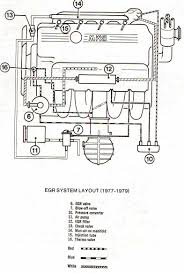 bmw 320i parts drawings and tech tips page egr system diagram for 1977 79 models 87k