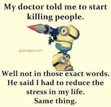 Gap Ba Gap Funny Minion Quote About Doctor Vs People Other Impressive Ba Quote