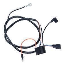 wwmf1 65&66 1spd w,w,m,ud mustang windshield wiper motor & switch wiring on wiper wire harness
