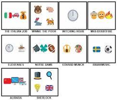 100 Pics Emoji Quiz 4 Level 91-100 Answers   100 Pics Answers