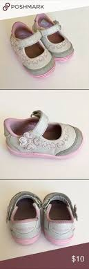 Stride Rite Alda Toddler Girls      Mary Jane Shoes These shoes have been worn  There