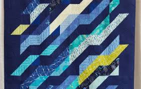 Gallery | The Modern Quilt Guild & Under Currents by Patty Sloniger, 2015 Adamdwight.com