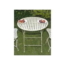 metal garden table round metal garden table metal garden table and chairs gumtree small round metal