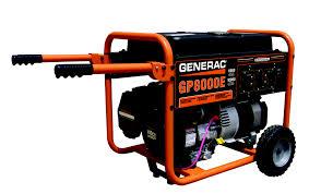 tips for choosing the right portable generator norwall generac portable generator parts lookup at Generac Xg 8000 Wiring Diagram