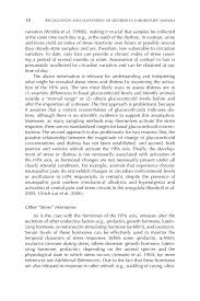 recognition and assessment of stress and distress recognition  page 38