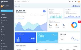 Chart Icon Bootstrap Xtreme Bootstrap 4 Dashboard Template