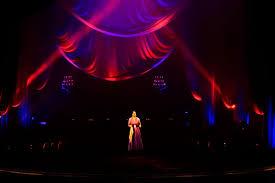 Egypt is a country trend. Revered Singer Umm Kulthum Returns To Cairo Via Hologram Meo