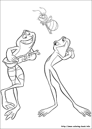 Small Picture free disney princess and the frog coloring pages princess and the