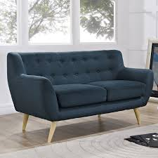 Modern black furniture Bedroom Decor Loveseats Allmodern Modern Contemporary Living Room Furniture Allmodern