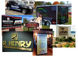 Exterior Signage Design Delectable Signage Vehicle Pike Graphics