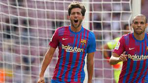Sergi Roberto and Mingueza aim for the Champions debut after Dest's injury