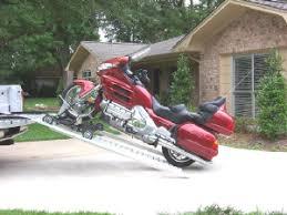 Cruiser Ramp Motorcycle Loader for Pickup trucks