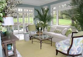 Small Sunroom Decorating Ideas Soft Blue S Wall Paint Colors With