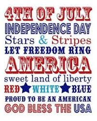 Image result for fourth july america