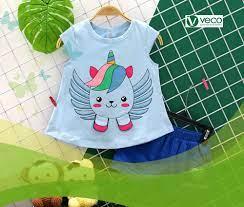 Xu Hướng Thời Trang Xuân Hè 2020 Cho Bé - Xưởng may quần áo trẻ em xuất  khẩu giá sỉ VECO