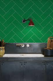 Behang Keuken Achterwand Geweldig Behangen Op Tegels Interieur