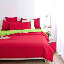 dark red double duvet set dark red duvet cover queen home textirown zebra style