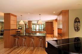 Kitchen Design Indianapolis Simple Modern Kitchen Remodel In Indianapolis WrightWorks LLC IN