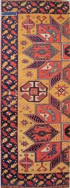 Early Anatolian Animal carpets