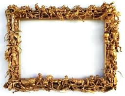antique frame designs. Old Mirror Frame Ideas This Playful Picture Is So Easy To Make Just Get An  Superglue . Antique Designs E