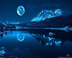 Blue Moon Wallpapers For Mobile ...